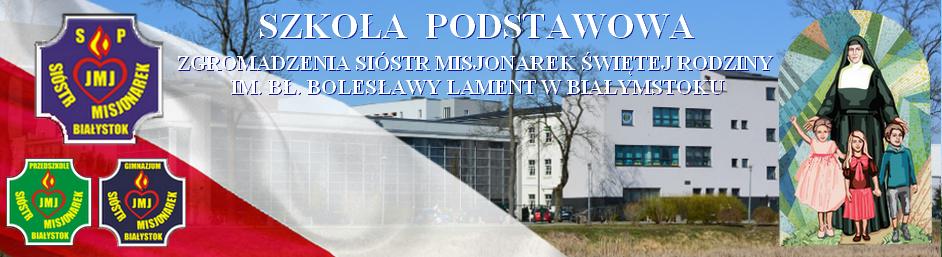 Szkoła Podstawowa Sióstr Misjonarek Św. Rodziny